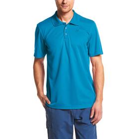 Maier Sports Ulrich Kortærmet T-shirt Herrer blå